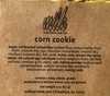 Corn cookie - Product