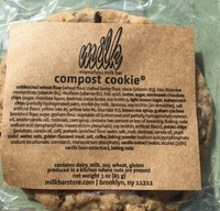 Compost cookie - Produit - en