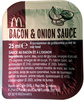 Bacon & Onion Sauce - Product