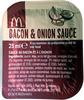 Bacon & Onion Sauce - Produit