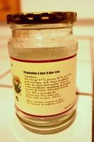 Aloe Vera (Aloe Honey Tea) - Ingredients - fr