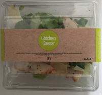 Salade Chicken Caesar - Product - fr