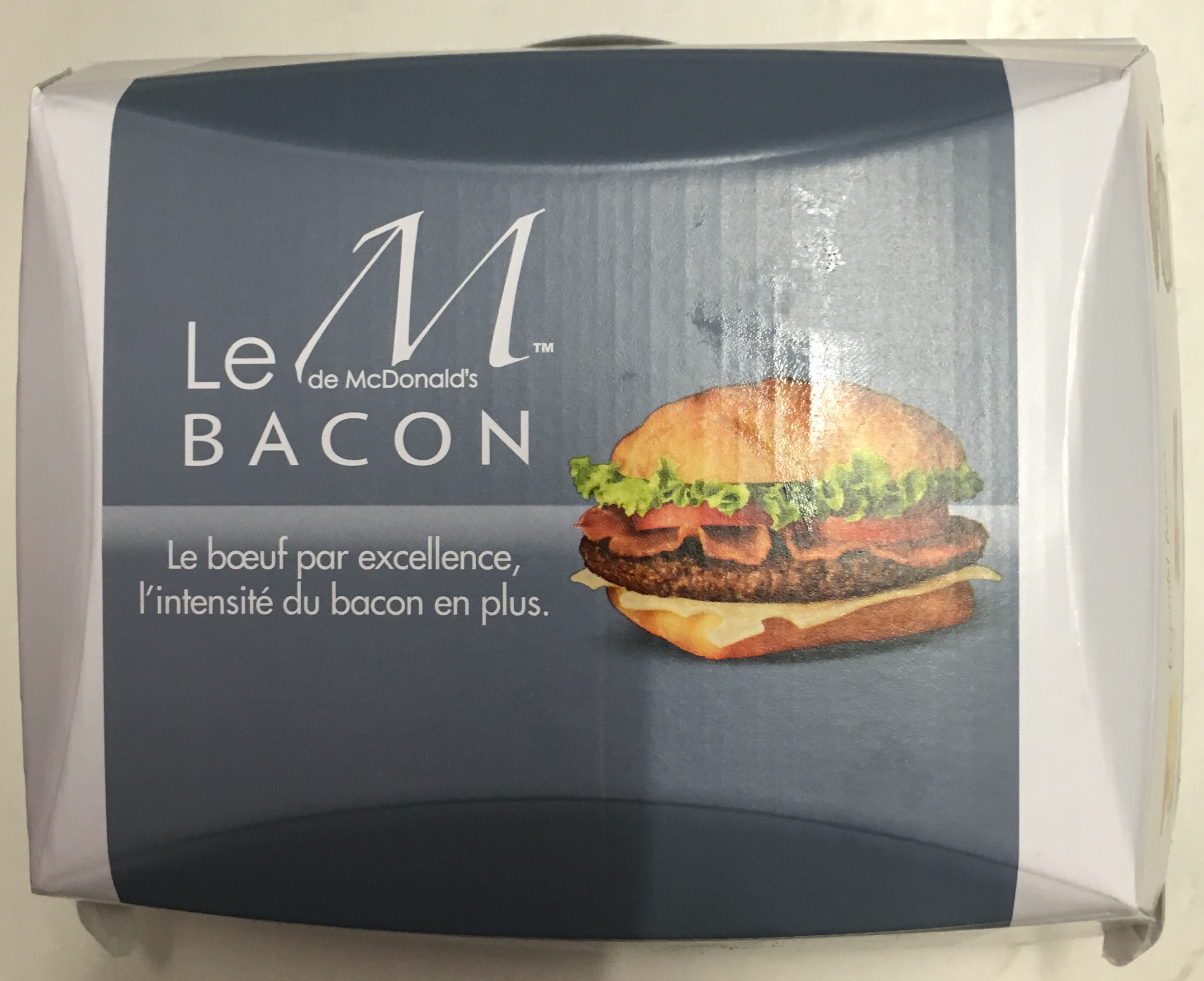 Le M Bacon - Product