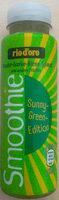 Smoothie Sunny-Green-Edition - Produit