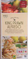 King Prawn Alfredo - Produit