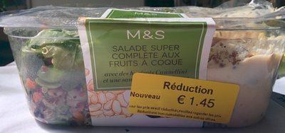 Salade Super Complète aux Fruits à Coque - Product