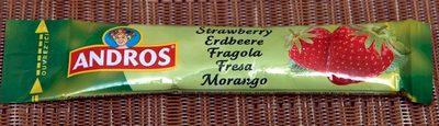 Stick de confiture de fraise - Product