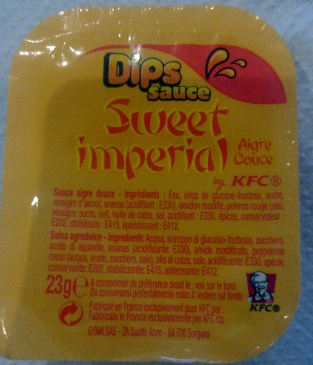 Sweet Imperial - Produit - fr
