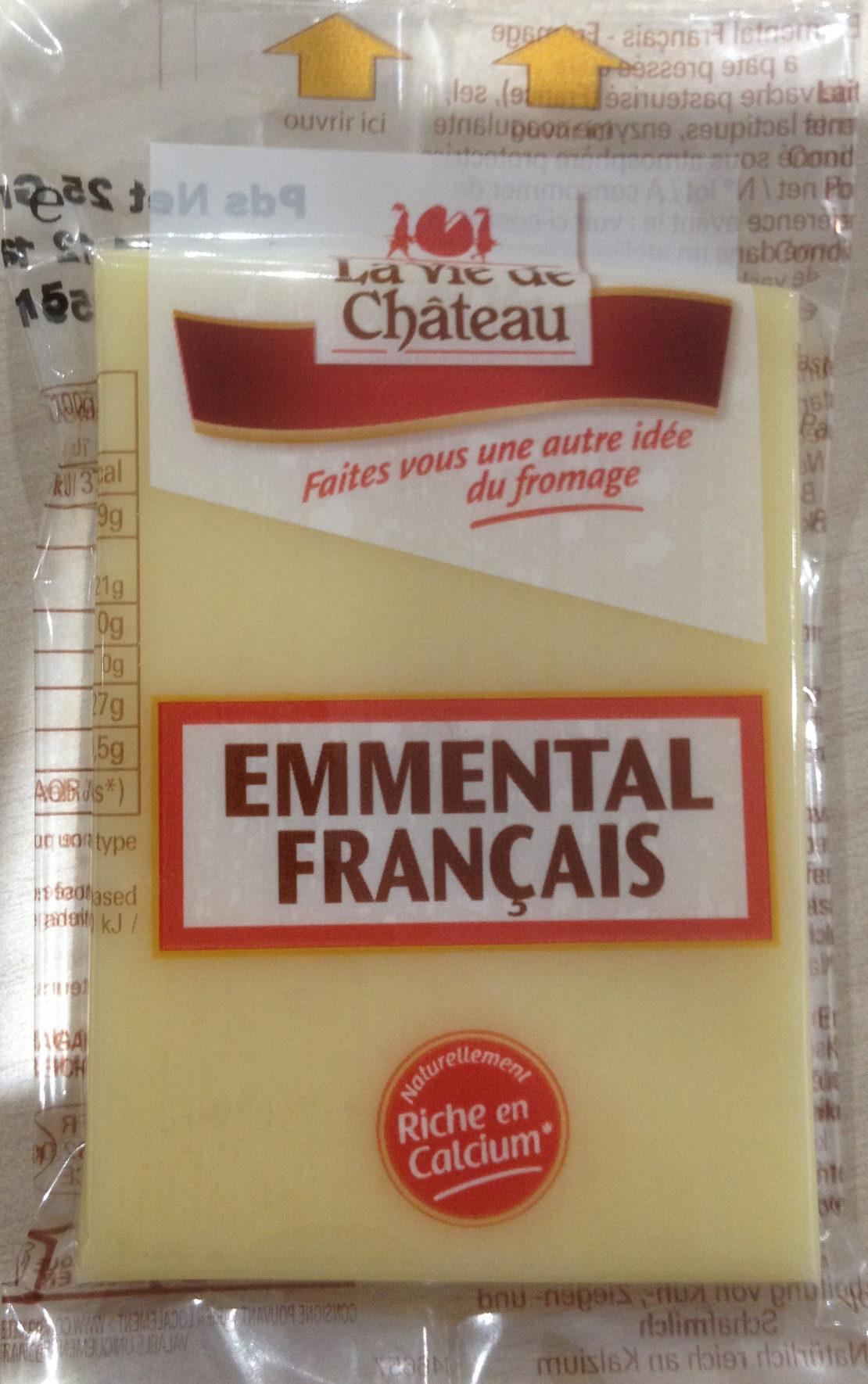 Emmental Français - Produit - fr