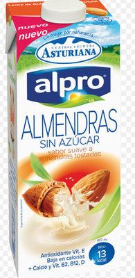 Bebida de almendras sin azucar - Producto - es