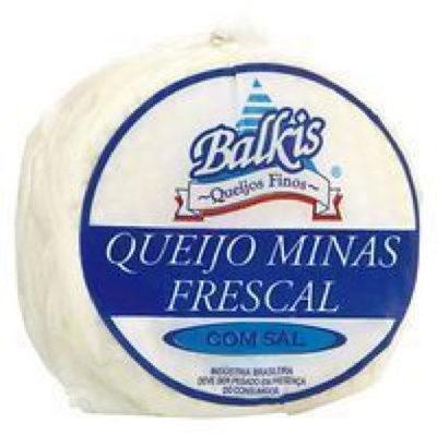QUEIJO MINAS FRESCAL COM SAL - Product - fr