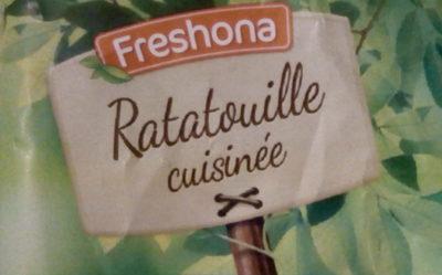 Ratatouille Cuisinée - Produit