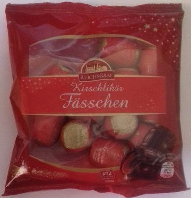 Kirschlikör Fässchen - Producto