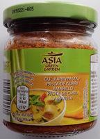 Pasta de curry amarillo - Product - es