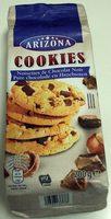 Cookies Noisettes & Chocolat Noir - Produit - pt