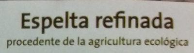 Espelta refinada - Ingredients