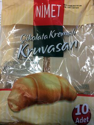 Nimet Çikolata Kremalı Kruvasan - Ürün - tr