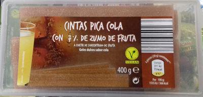Cintas pica cola - Produit - es