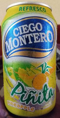 Ciego Montero Pineapple - Product