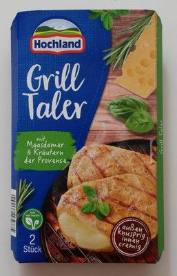 Grill Taler mit Maasdamer & Kräutern der Provence - Produkt