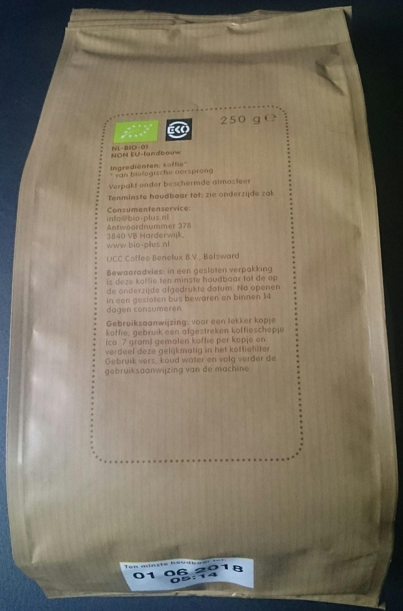 snelfiltermaling - Ingrediënten - nl