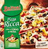Pizza ricca verdure grigliate surgelata - Produit