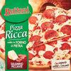 Pizza ricca salamino piccante surgelata - Produit