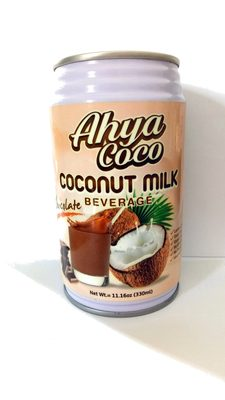 Coconut Milk Beverage with Choco - Ingredients