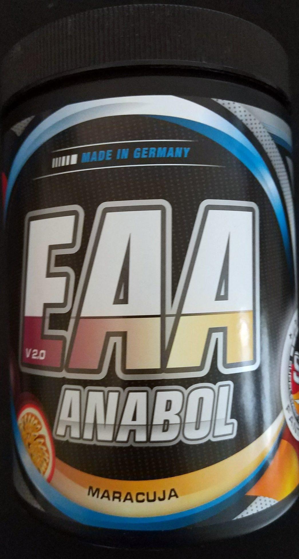 EAA Anabol Maracuja - Product - de