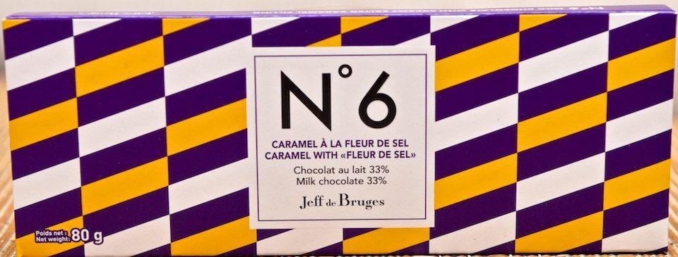 N°6 Caramel à La Fleur De Sel - Product