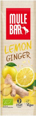 Barre énergétique Citron Gingembre - Produkt