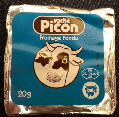 Fromage fondu - Produit - fr