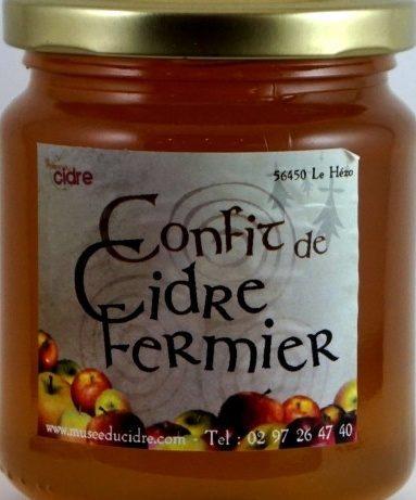 Confit de Cidre Femier - Produit