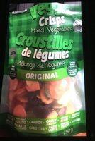 Croustilles de légumes - Produit - fr
