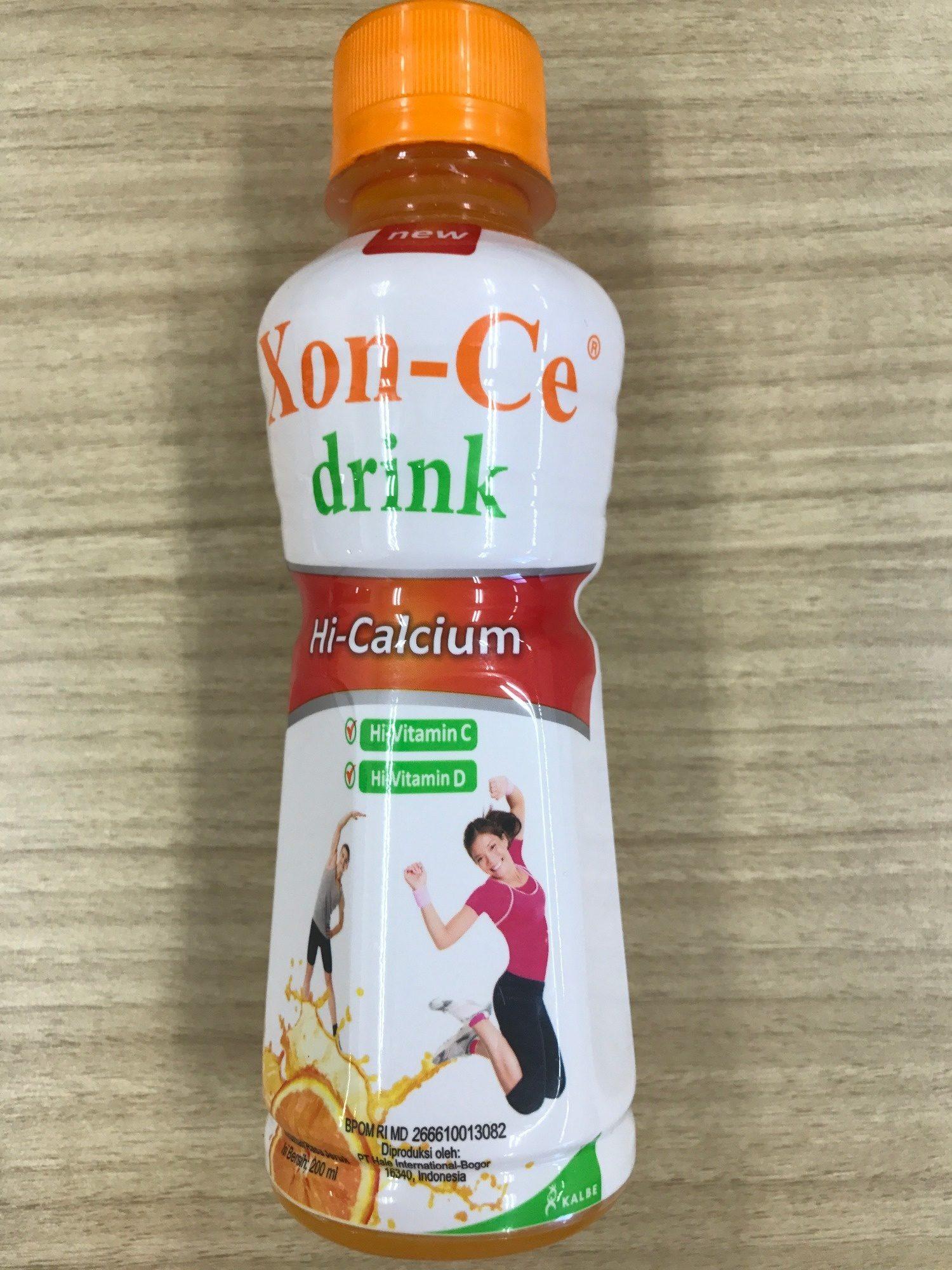 Kalbe Xon-Ce - Produk