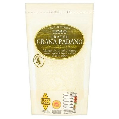 Grated Grana Padano - Produit - en