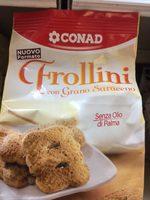Frollini con grano saraceno - Produit - it