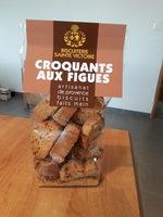 Croquants aux figues - Prodotto - fr