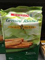Grissini rustici Despar - Product - it