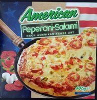 American Peperoni-Salami - Product