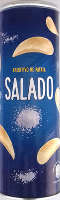 Aperitivo de Patata Salado - Producte