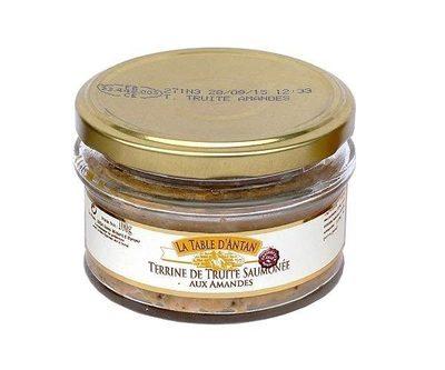 terrine de truite saumonée aux asperges vertes - Producto