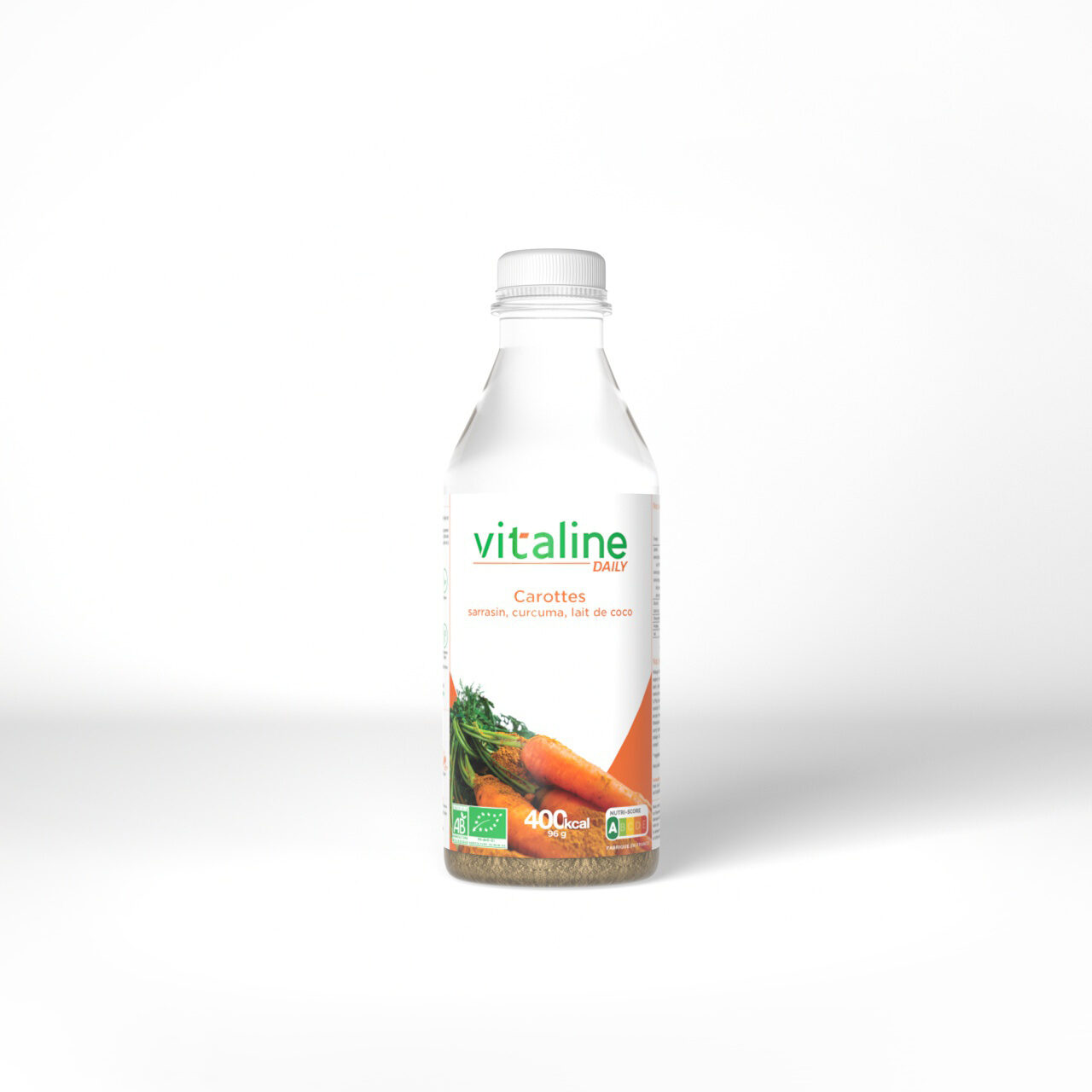Vitaline Carottes, sarrasin, curcuma, lait de coco - Product