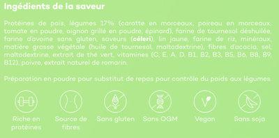 Soupe du Jardin - Ingrediënten