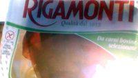 Carpaccio di Bresaola Rigamonti - Ingredienti