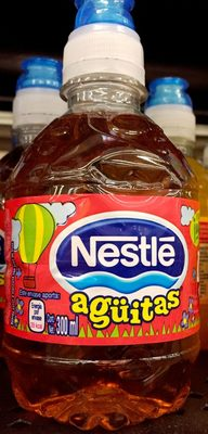 Nestle Agüitas Manzana - Product