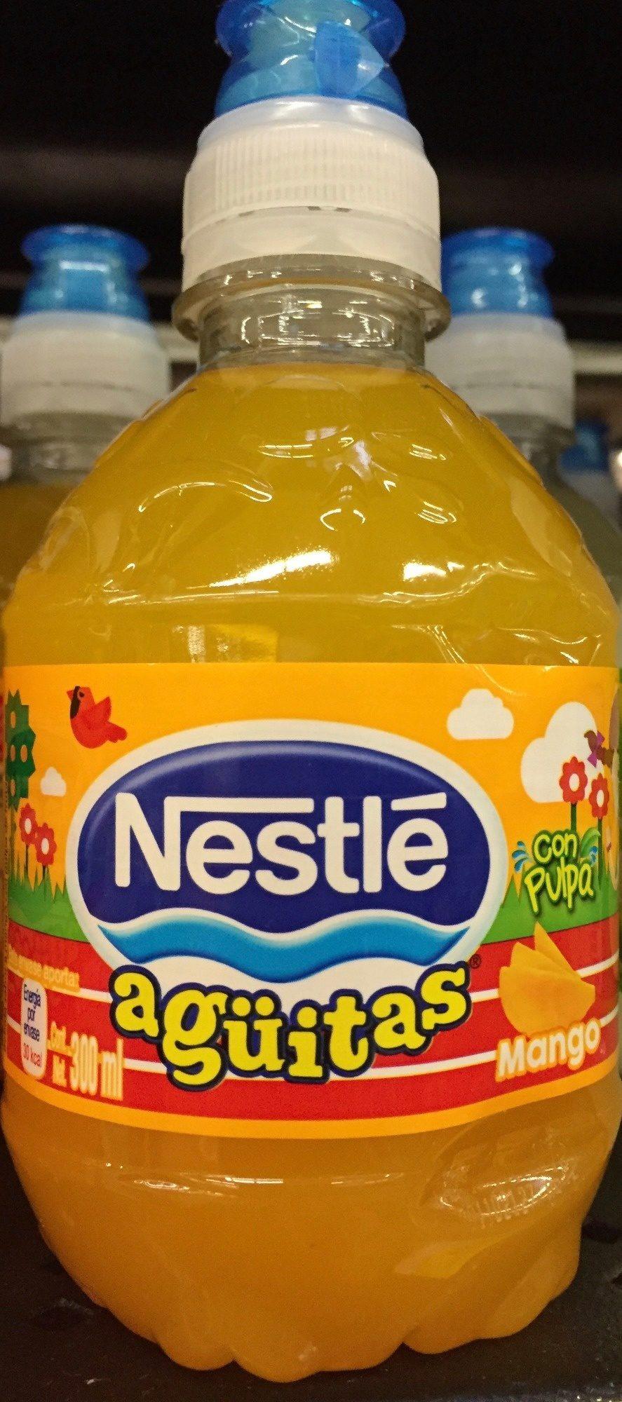 Nestle Agüitas Mango - Product