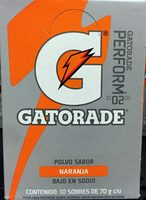 Gatorade Perform - Produit