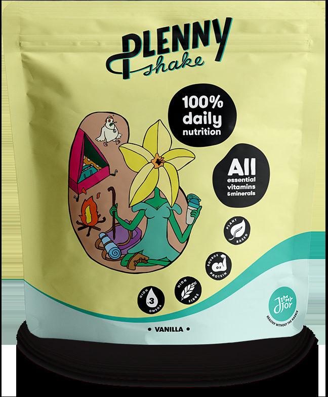 Plenny Shake v3.0 - Produit - en