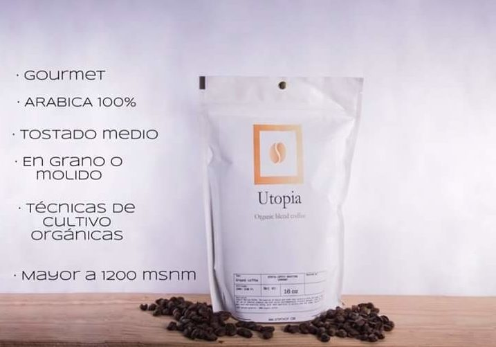Utopìa Coffee España - Product - es